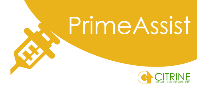 citrine primeassist logo